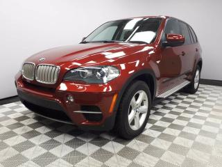 Used 2011 BMW X5 xDrive35d for sale in Edmonton, AB