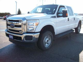Used 2015 Ford F-250 XLT | CREW CAB | 4X4 for sale in Stratford, ON
