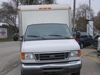 Used 2007 Ford E-450 CUBVAN for sale in North York, ON
