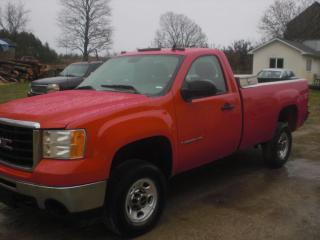 Used 2008 GMC Sierra 2500 2500 HD  Reg Cab Full size BOX for sale in Mansfield, ON