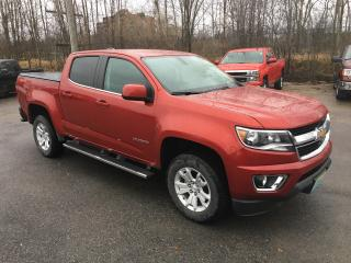 Used 2016 Chevrolet Colorado 4WD LT ONLY 31000 km for sale in Perth, ON
