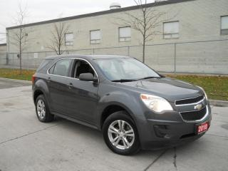 Used 2010 Chevrolet Equinox LS, 4 Door, Automatic, 3/Y warranty availabe for sale in North York, ON