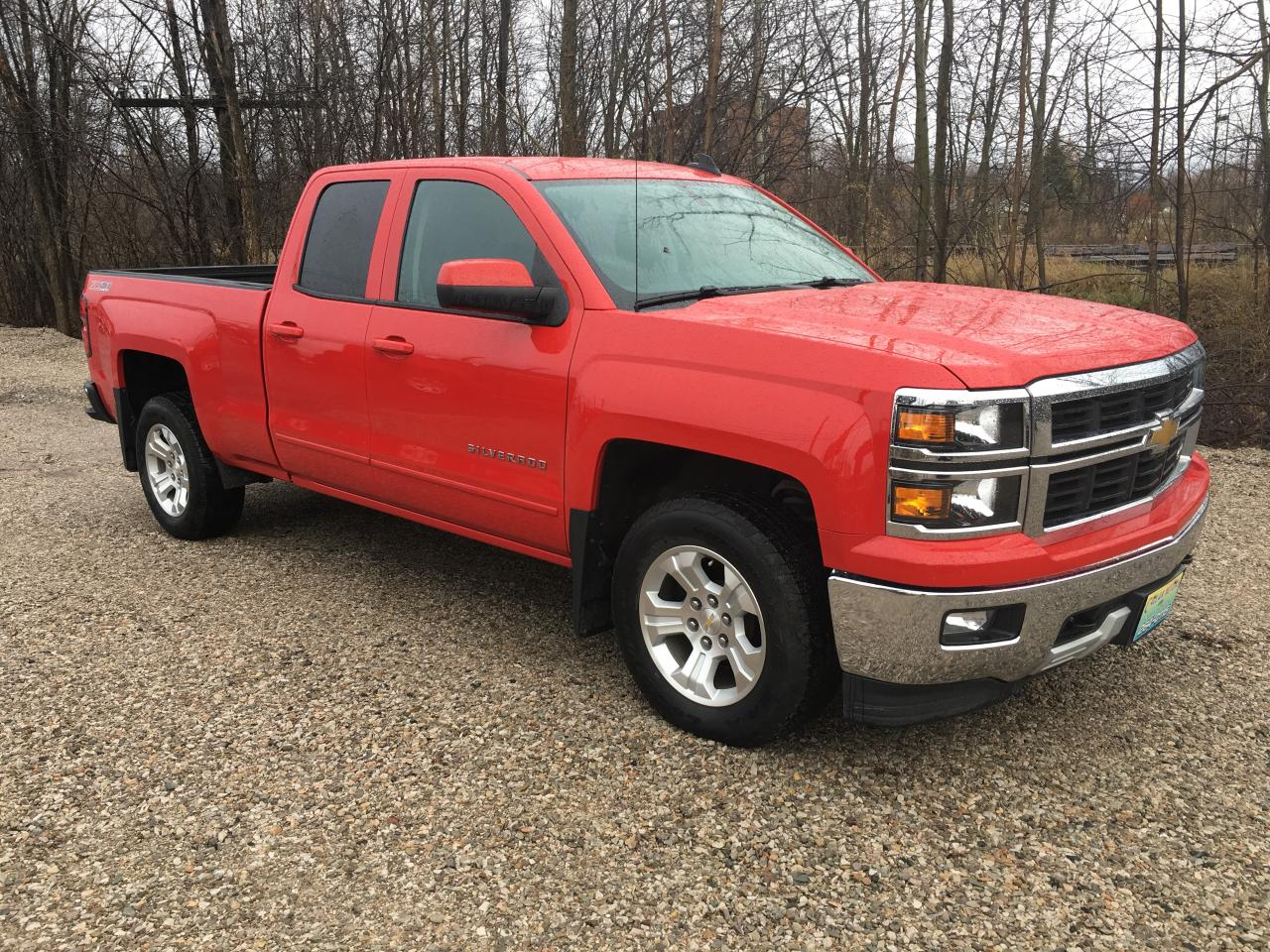 used 2015 chevrolet silverado 1500 lt z71 only 63000 km for sale in perth ontario. Black Bedroom Furniture Sets. Home Design Ideas