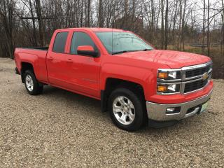 Used 2015 Chevrolet Silverado 1500 LT Z71 ONLY 60000 km for sale in Perth, ON