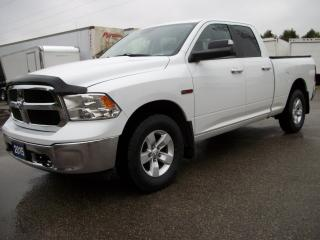 Used 2015 RAM 1500 Club Cab 4x4 for sale in Stratford, ON