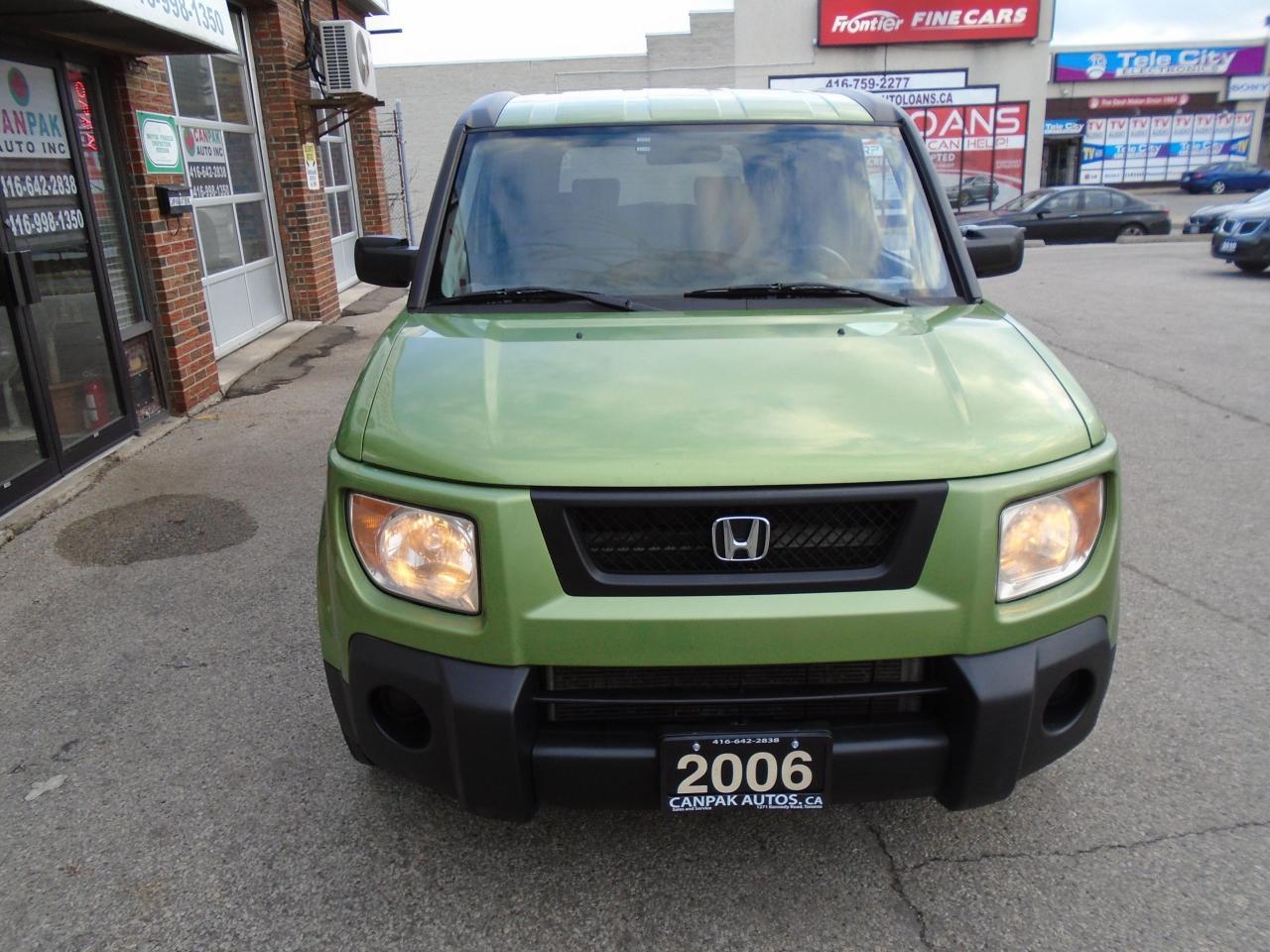 2006 Honda Element w/Y Pkg