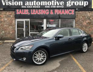 Used 2013 Lexus GS 350 AWD|NAVI|BACKUP CAM| CERTIFIED for sale in North York, ON