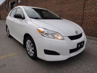 Used 2012 Toyota Matrix ONE OWNER ALL SERVICE RECORD.MINT CONDITION for sale in North York, ON