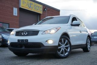 Used 2012 Infiniti EX35 Low KMs,Bluetooth,Leather,Sunroof for sale in North York, ON