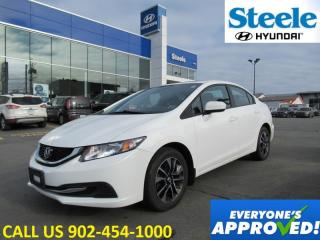 Used 2014 Honda Civic EX Sunroof, backup camera, alloys much more for sale in Halifax, NS