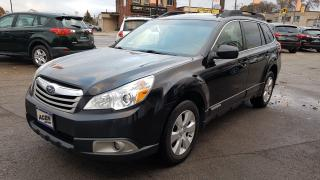 Used 2011 Subaru Outback 3.6R - SUNROOF,V6 for sale in Hamilton, ON