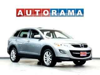 Used 2012 Mazda CX-9 NAVIGATION BACKUP CAM LEATHER SUNROOF AWD for sale in North York, ON