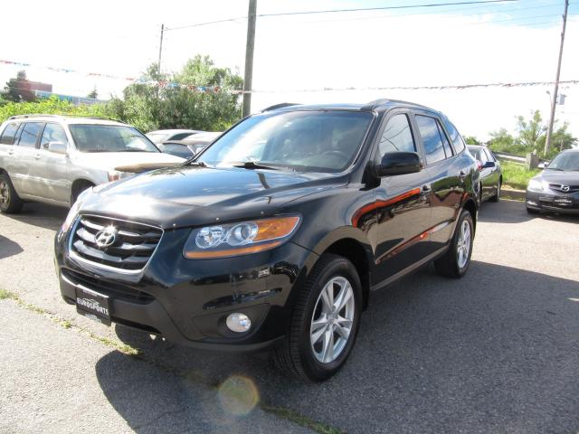 2010 Hyundai Santa Fe GL W/SPORT LEATHER SEATS
