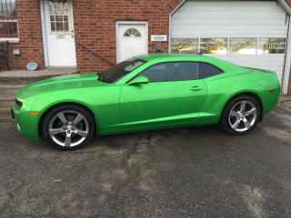 Used 2011 Chevrolet Camaro 2LT RS for sale in Bowmanville, ON