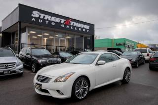 Used 2013 Infiniti G37 G37S for sale in Markham, ON