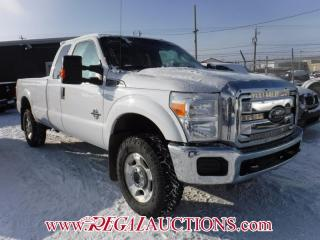 Used 2012 Ford F350 S/D XLT SUPERCAB SRW 4WD for sale in Calgary, AB