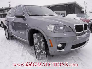 Used 2013 BMW X5 XDRIVE35I 4D UTILITY for sale in Calgary, AB