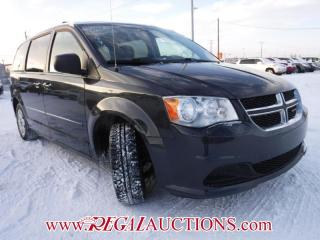 Used 2012 Dodge GRAND CARAVAN  WAGON for sale in Calgary, AB