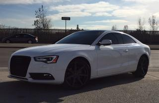 Used 2013 Audi A5 Premium **FINANCING AVAILABLE** for sale in Mississauga, ON