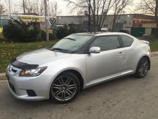 Used 2011 Scion tC 5SP.MANUAL,POWER GROUP for sale in Mississauga, ON