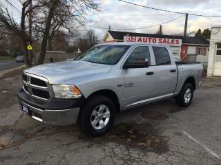 Used 2013 Dodge Ram 1500 4x4/Clean Carproof/6 Passenger/Hemi/Certified for sale in Scarborough, ON