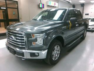 Used 2015 Ford F-150 XLT * 4WD * BACKUP CAMERA * BLUETOOTH * HEATED SEATS * SAT RADIO SYSTEM for sale in London, ON
