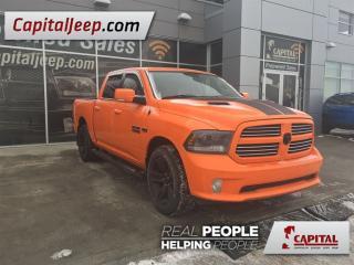 Used 2015 Dodge Ram 1500 Sport for sale in Edmonton, AB