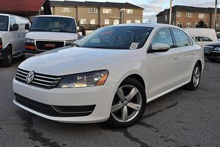 Used 2012 Volkswagen Passat Leather, Sunroof, No Accidents for sale in Aurora, ON