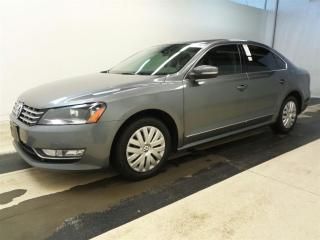 Used 2013 Volkswagen Passat Trendline+,No Accidents,Auto for sale in Aurora, ON