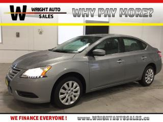 Used 2014 Nissan Sentra S|BLUETOOTH|AIR CONDITIONING|75,416 KMS for sale in Cambridge, ON