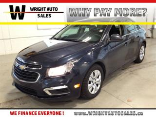 Used 2016 Chevrolet Cruze LT|TRACTION CONTROL|BACKUP CAMERA|79,956 KMS for sale in Cambridge, ON