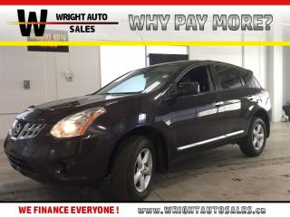 Used 2013 Nissan Rogue S|SUNROOF|BLUETOOTH|84,175 KMS for sale in Cambridge, ON