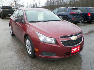 Used 2012 Chevrolet Cruze for sale in Owen Sound, ON