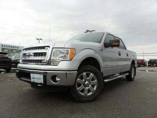Used 2014 Ford F-150 *CPO* F150 3.5L V6 1.9% APR FREE WARRANTY for sale in Midland, ON