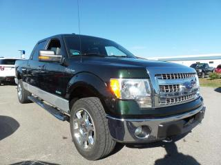 Used 2013 Ford F-150 XLT 3.5L V6 ECO for sale in Midland, ON
