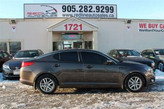 Used 2013 Kia Optima Alloys, WE APPROVE ALL CREDIT for sale in Mississauga, ON