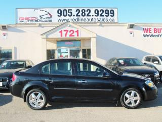 Used 2010 Chevrolet Cobalt Leather, Sunroof, WE APPROVE ALL CREDIT for sale in Mississauga, ON