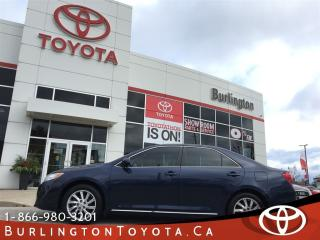 Used 2014 Toyota Camry LE EXTENDED WARRANTY for sale in Burlington, ON