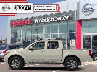 New 2018 Nissan Frontier SV  - $236.91 B/W for sale in Mississauga, ON
