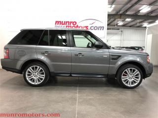 Used 2011 Land Rover Range Rover Sport HSE LUXURY Low Kms One Owner for sale in St George Brant, ON