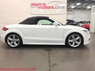 Used 2012 Audi TT 2.0T S line Premium Navigation for sale in St George Brant, ON
