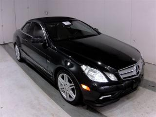 Used 2012 Mercedes-Benz E-Class E350 AMG PKG Navigation 19,000 Kms for sale in St George Brant, ON