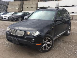 Used 2010 BMW X3 xDrive30i,SPORT, PAN for sale in North York, ON