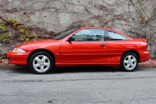 Used 2000 Chevrolet Cavalier Z24 Coupe for sale in Vancouver, BC