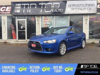 Used 2011 Mitsubishi Lancer Ralliart ** All Wheel Drive, Sunroof, Bluetooth ** for sale in Bowmanville, ON