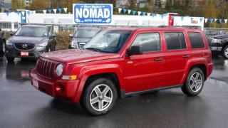 Used 2008 Jeep Patriot SPORT 4X4 MOONROOF, HEATED SEATS for sale in Abbotsford, BC
