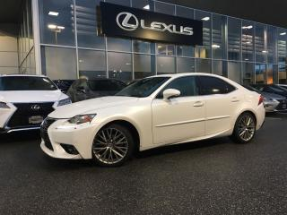 Used 2014 Lexus IS 250 AWD 6A for sale in Surrey, BC