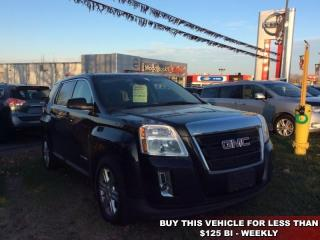 Used 2014 GMC Terrain SLE-1  - Bluetooth -  OnStar - $117.24 B/W for sale in Woodstock, ON