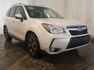 Used 2015 Subaru Forester 2.0XT Limited Package w/ Technology for sale in North Bay, ON