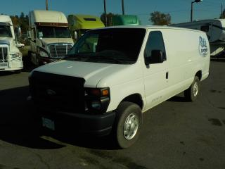 Used 2012 Ford Econoline E-250 EXTENDED CARGO VAN for sale in Burnaby, BC